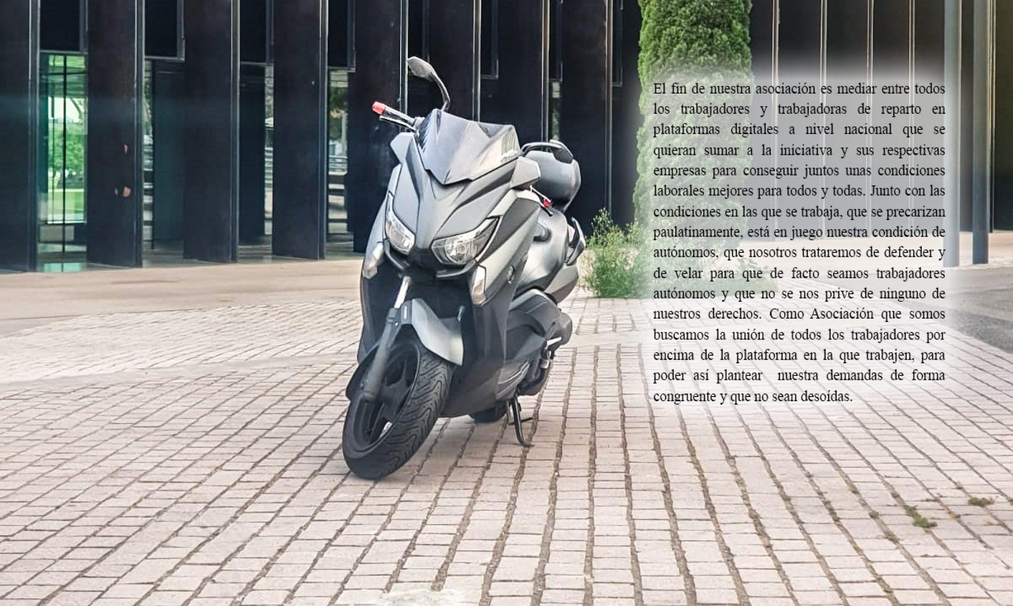 Asociación Autónoma de Riders